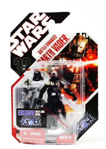 Darth Vader (Battle-Damaged)