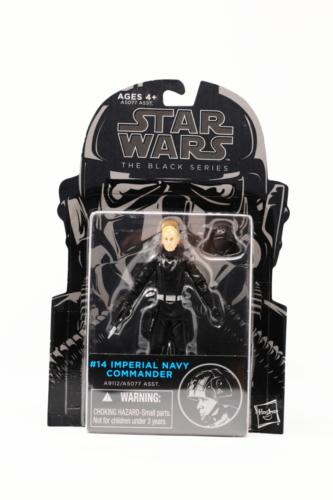Imperial Navy Commander