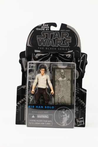 Han Solo (with Carbonite Block)