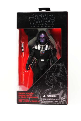 Darth Vader -The Emperor´s Wrath (Walgreens)