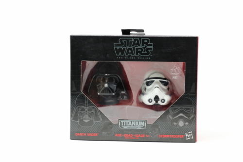 Darth Vader/Stormtrooper
