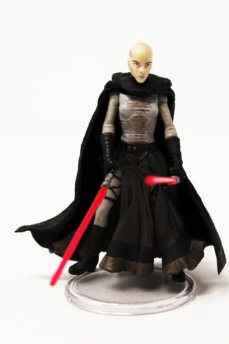 Asajj Ventress (Sith Apprentice)