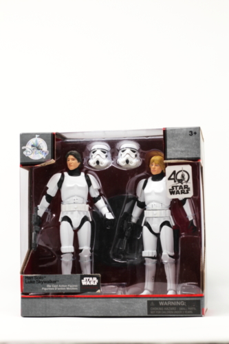 Han & Luke Stormtrooper Disguise