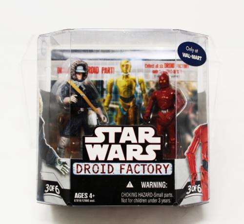 Han Solo & R-3PO