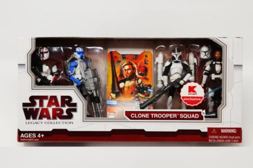 Clone Trooper Squad (K.-Mart)