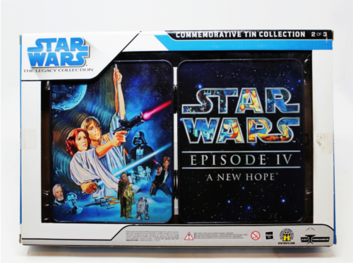 Episode IV Commemorative Tin Collection