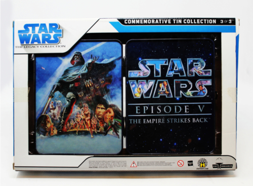 Episode V Commemorative Tin Collection