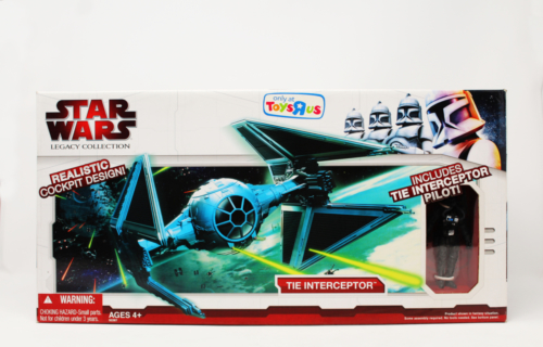 "TIE Interceptor (Toys ""R"" Us)"