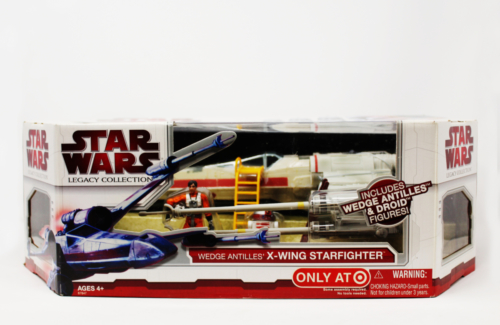 Wedge Antilles' X-Wing Starfighter (Target)