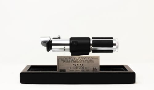 Yoda Lightsaber AOTC