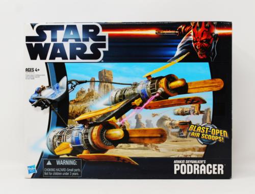 Anakin Skywalker's Podracer