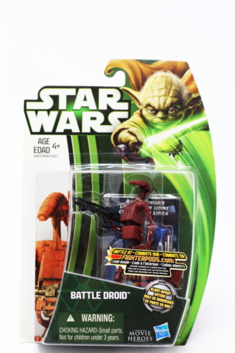 Battle Droid (Attack Of The Clones) -Exploding Action