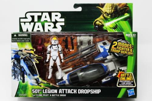501st Legion Attack Dropship