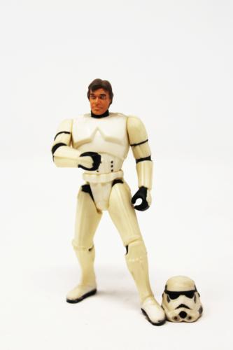 Han Solo (Stormtrooper Disguise) (Kellogs)