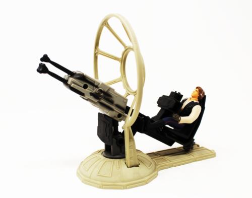 Millennium Falcon w/Han Solo