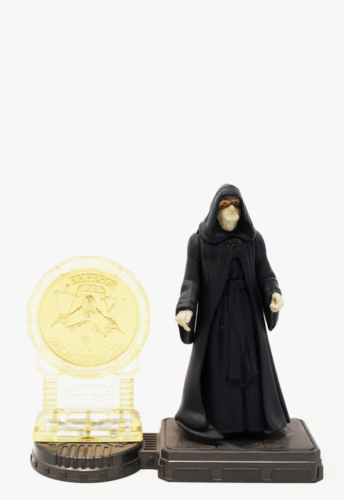 Emperor Palpatine w/Coin