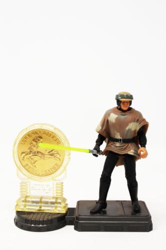 Luke Skywalker (in Endor Gear) w/Coin