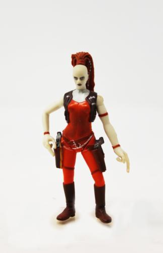 Auarra Sing (Bounty Hunter)