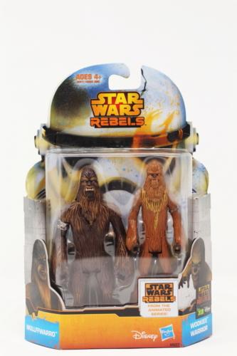 Wullffwarro & Wookiee Warrior