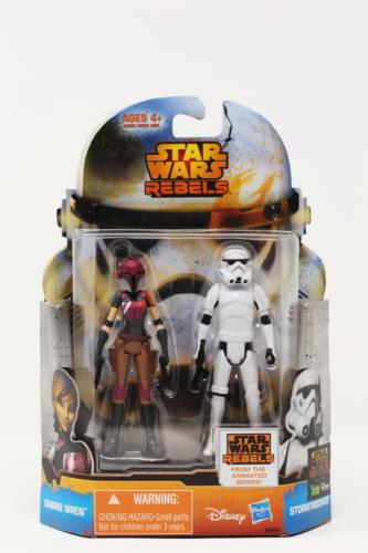 Sabine Wren & Stormtrooper
