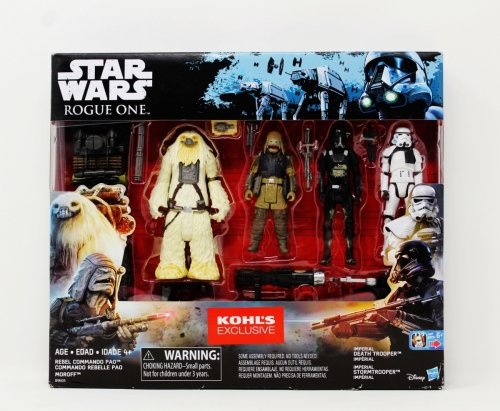 Scarif Four Pack (Kohl´s Exclusive)