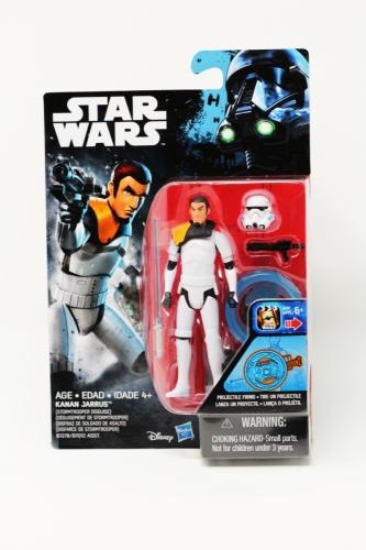 Kanan Jarrus (Stormtrooper Disguise)