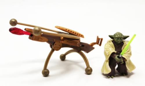 Yoda (Firing Cannon!)