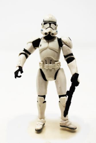 Clone Trooper (Quick-Draw Attack!)