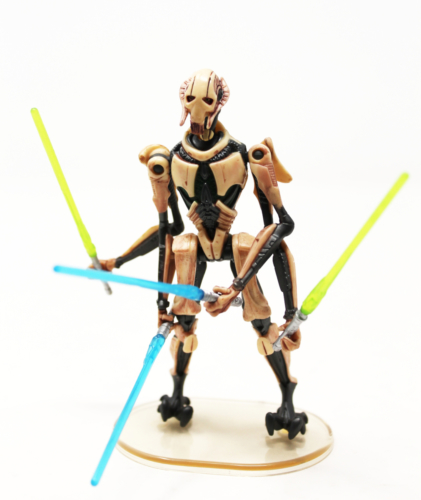 General Grievous (Four Lightsaber Attack!)