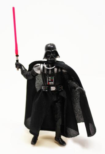 Darth Vader (Lightsaber Attack!)