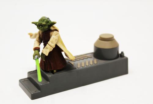 Yoda (Spinning Attack!)