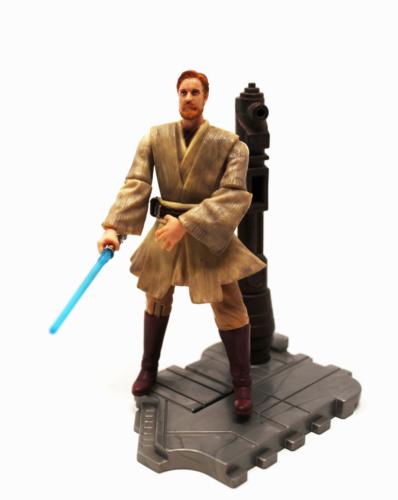 Obi-Wan Kenobi (Jedi Kick!)
