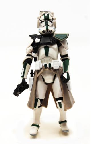 Clone Commander (Green)