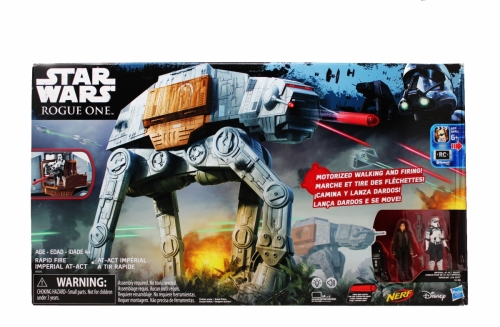 Rapid Fire Imperial AT-ACT