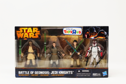 Battle Of Geonosis I (Jedi Knights) Toy´s R Us Exclusive