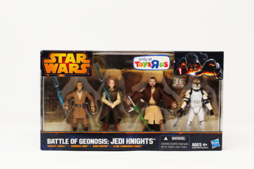Battle Of Geonosis II (Jedi Knights) Toy´s R Us Exclusive