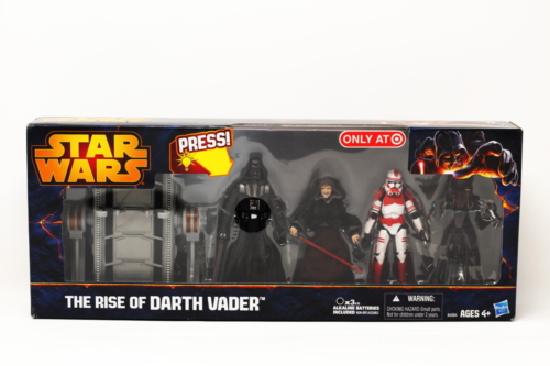 The Rise of Darth Vader (2013 Exclusive Pack)