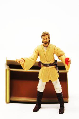Obi-Wan Kenobi (Outlander Nightclub Encounter)