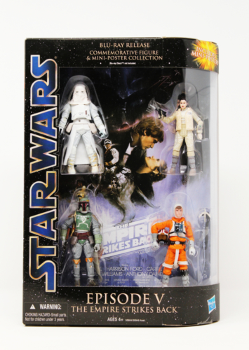 Episode V Blu-Ray Commemorative Set