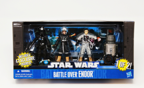 "Battle Over Endor 1 of 2 (Toys ""R"" Us)"