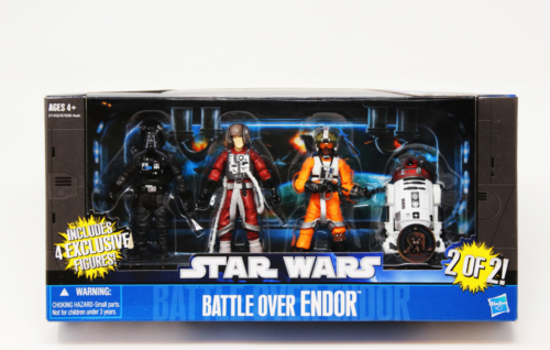 "Battle Over Endor 2 of 2 (Toys ""R"" Us)"