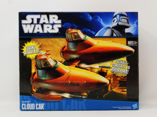Bespin Cloud Car