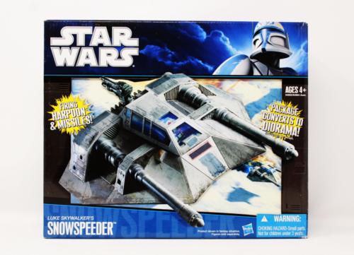 Luke Skywalker's Snowspeeder
