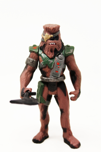 Chewbacca (In bounty Hunter Disguise)
