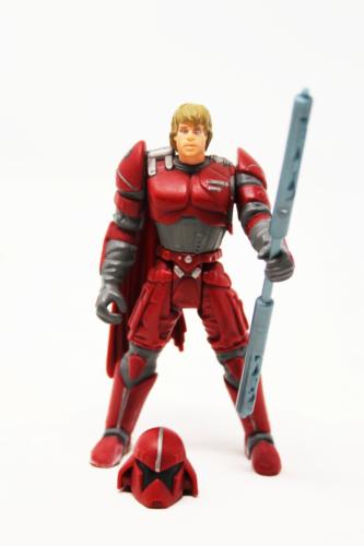 Luke Skywalker (In Imperial Guard Disguise)