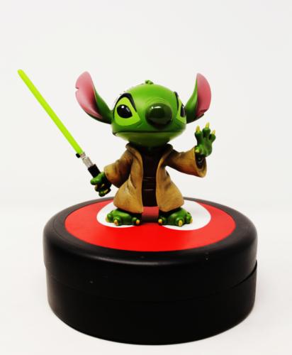 Stitch as Yoda