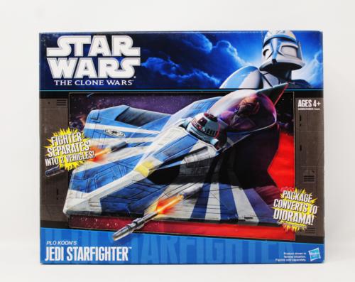Plo Koon's Delta Starfighter