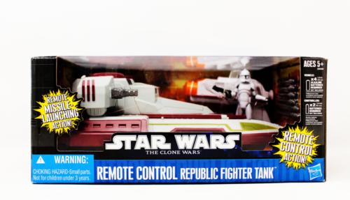 Republic Fighter Tank REMOTE CONTROL