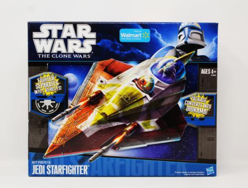 Kit Fisto's Delta Starfighter (Walmart