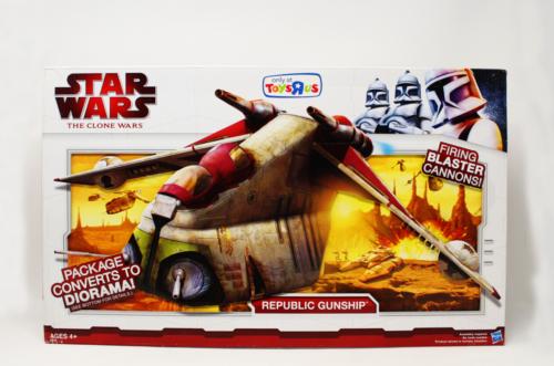 "Republic Gunship [Crumb Bomber] (Toys ""R"" Us"
